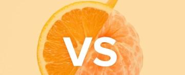 Что полезнее апельсин или мандарин