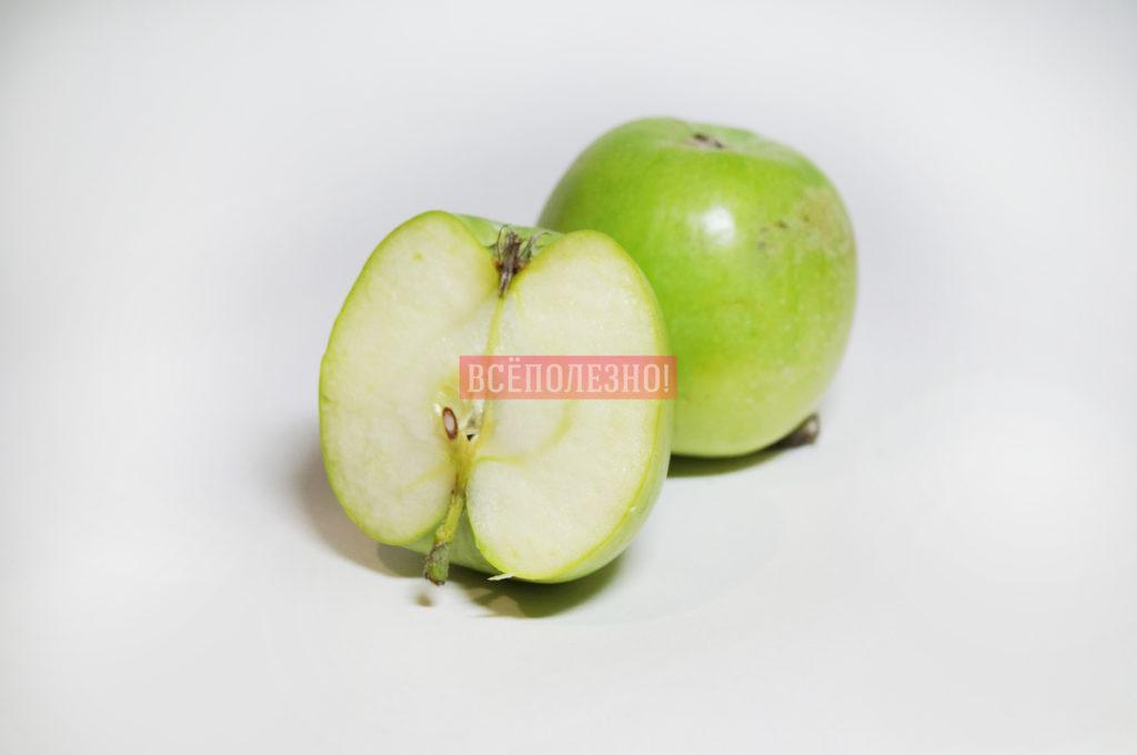 Как выглядит яблоко семеренко