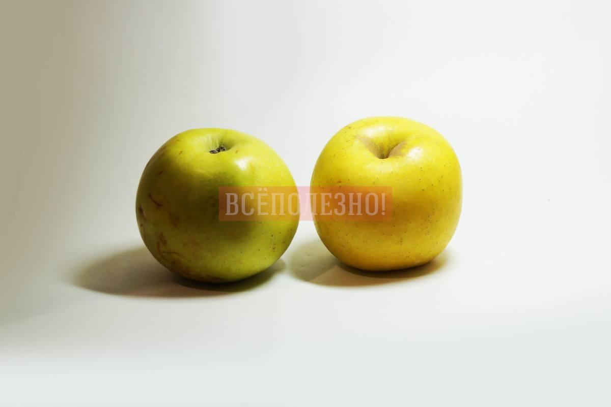 Полезные свойства яблок Голден для здоровья