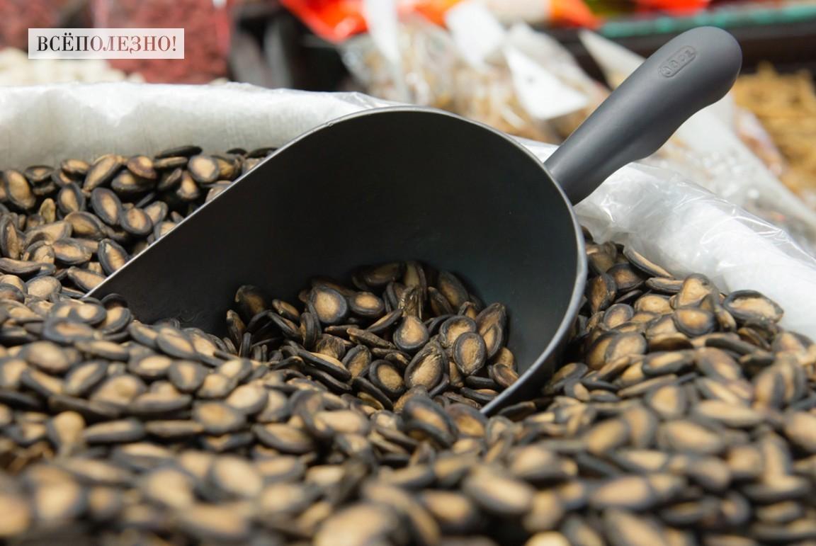 Чем полезны арбузные семечки?