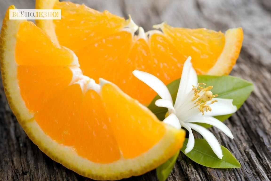 Витаминный состав и полезные свойства апельсина