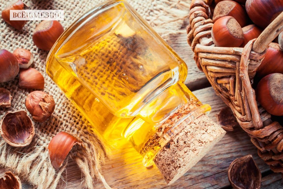 Масло фундука: польза и вред, как принимать