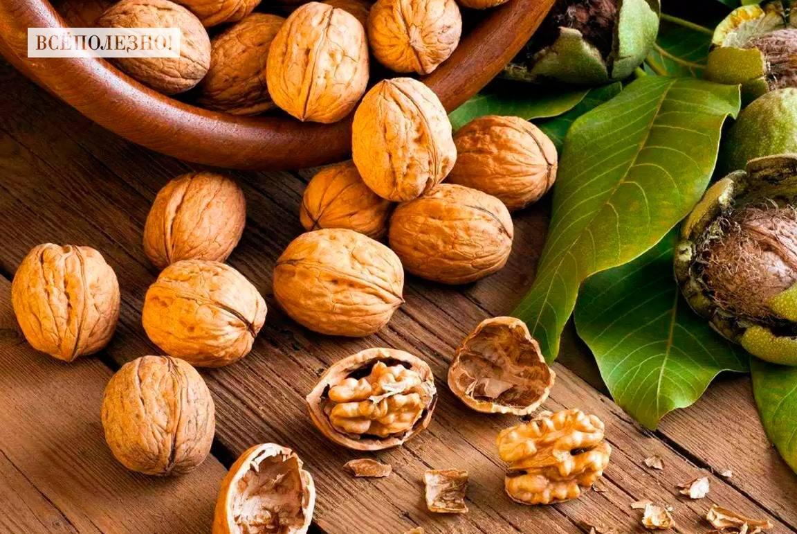 Можно ли есть грецкие орехи при диете?