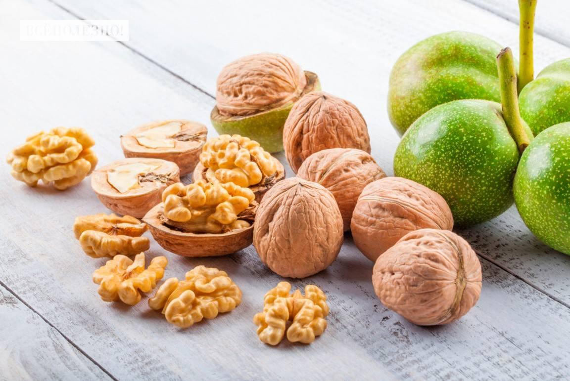 В чем польза грецких орехов для организма мужчин и женщин?