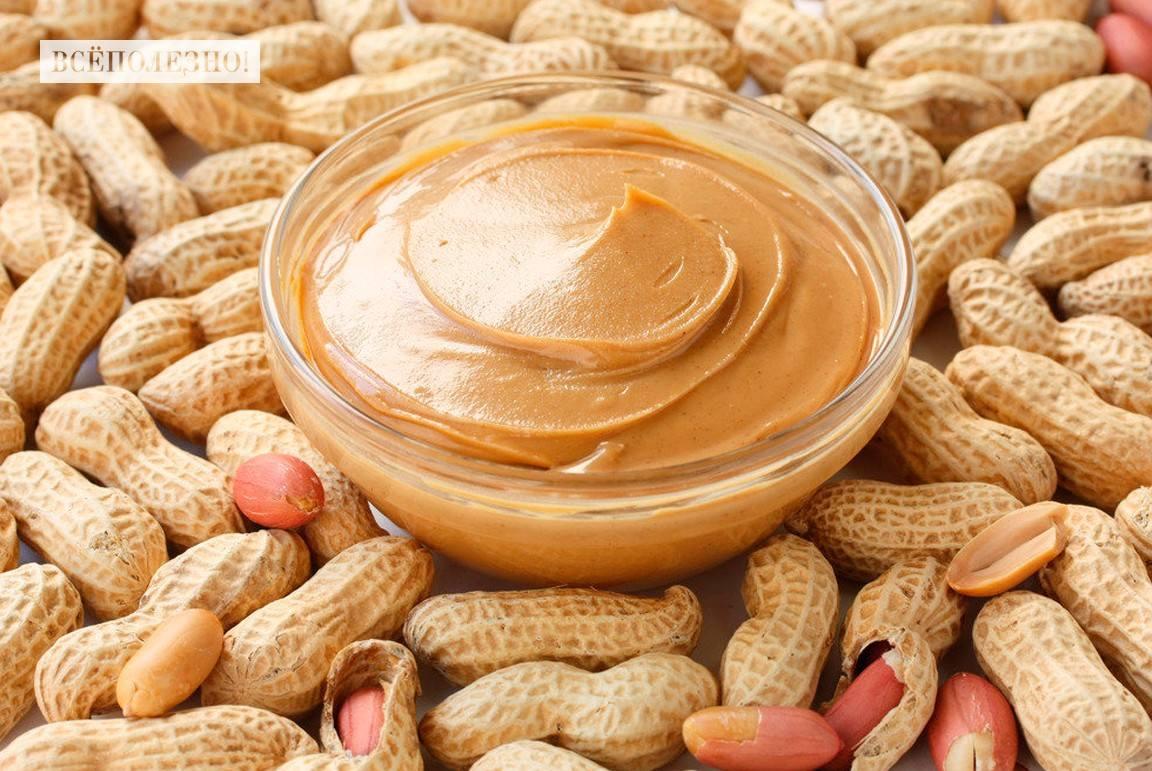 Чем полезна арахисовая паста для женщин и мужчин?