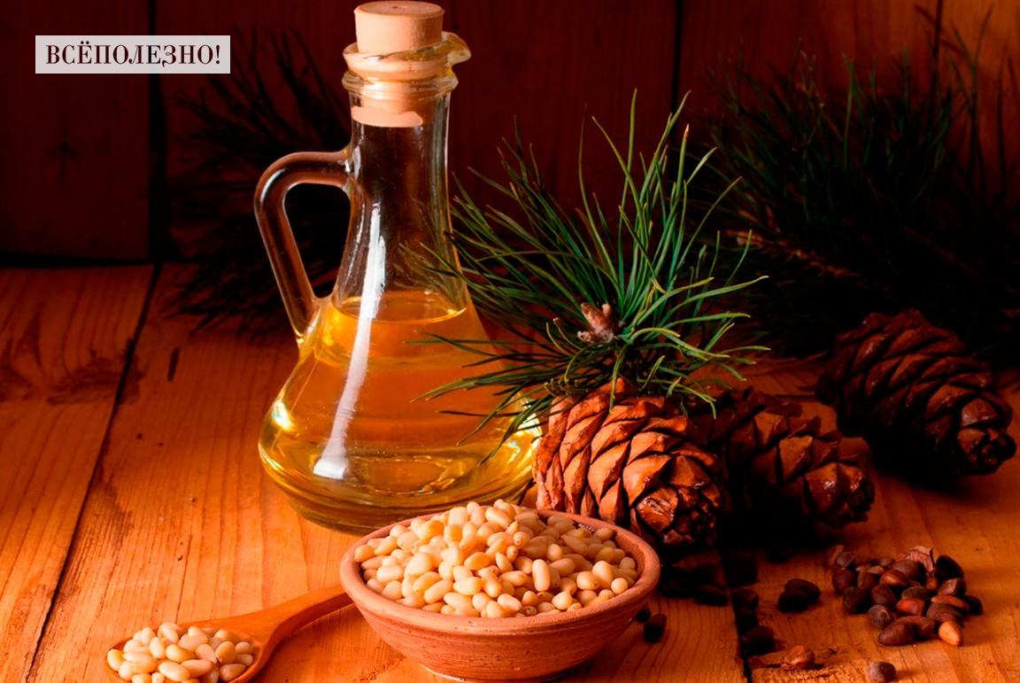 Чем полезно масло кедрового ореха?