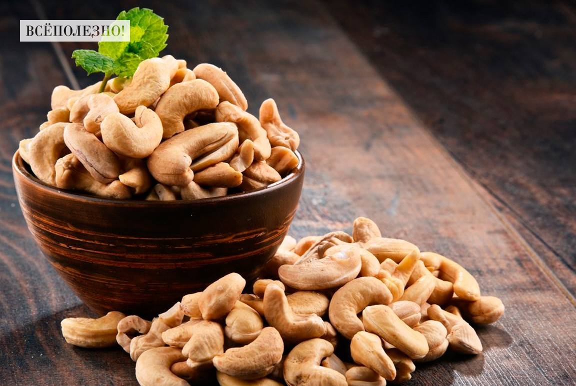 Польза орехов для организма человека