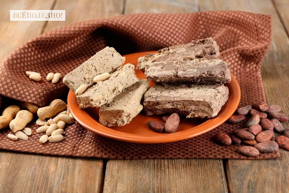 Чем полезна арахисовая халва для организма человека?