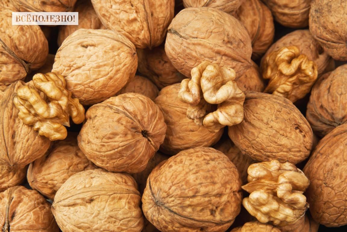 Польза грецких орехов для здоровья мужчин