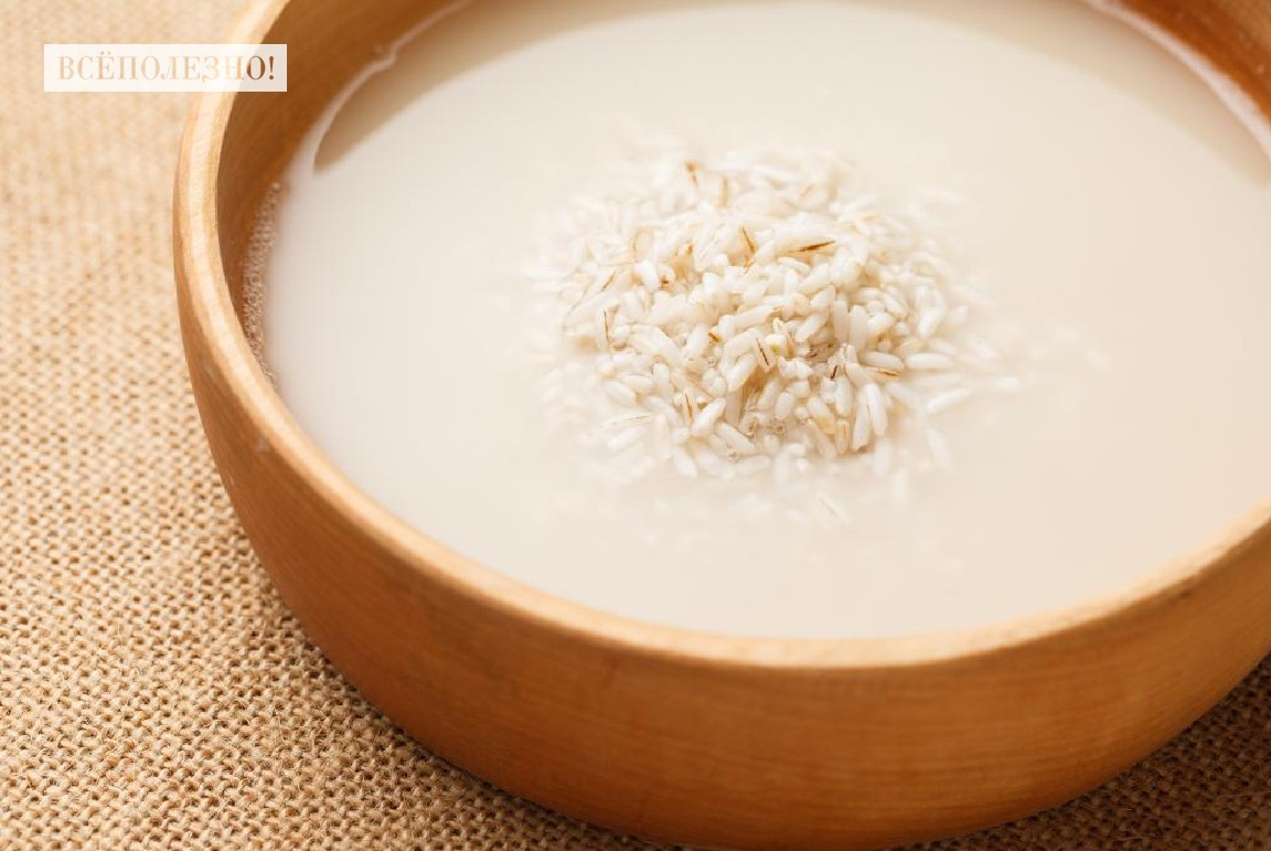 Чем полезен рисовый отвар