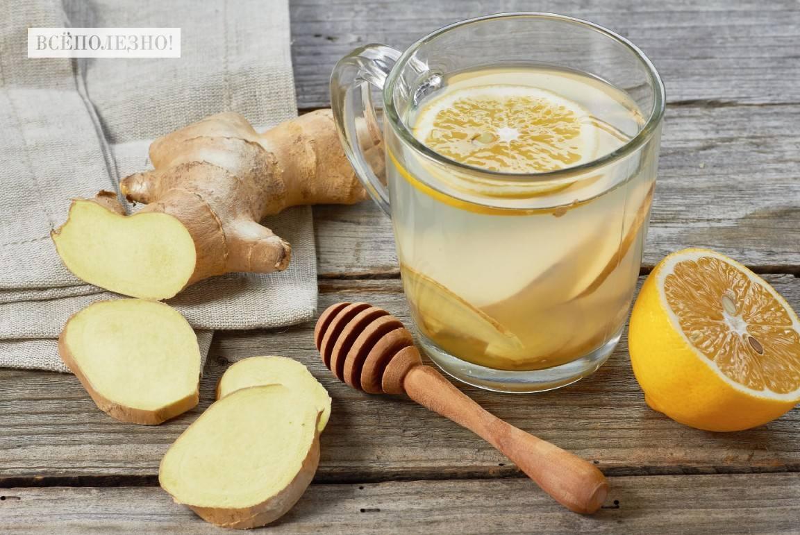 Чем полезна вода с имбирем и лимоном для худеющих