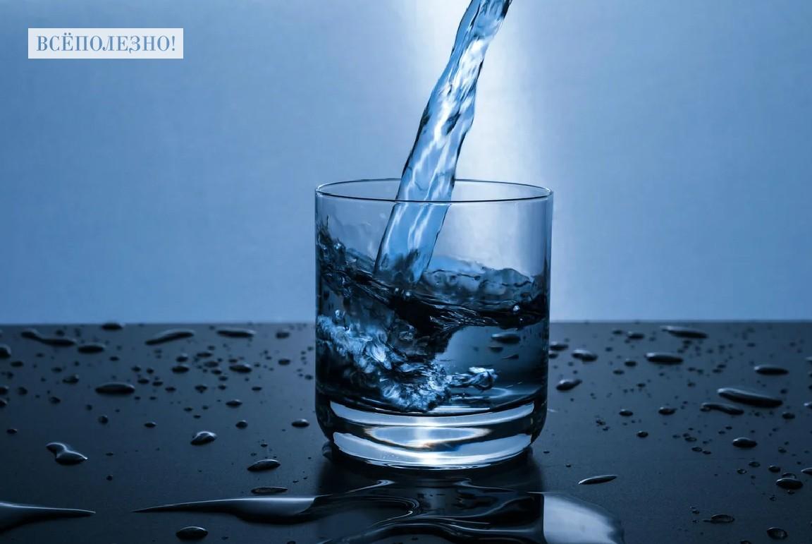 Чем вода помогает при похудении