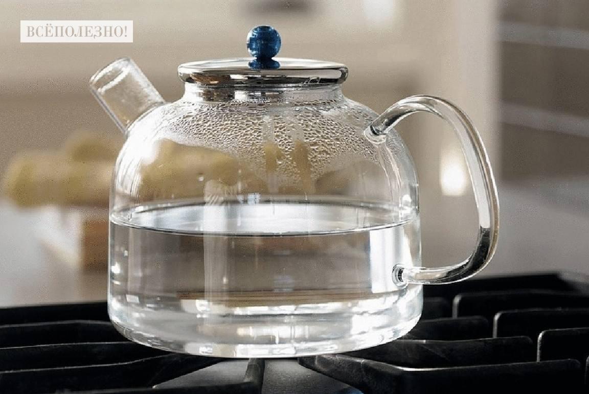 Чем полезна кипяченая вода