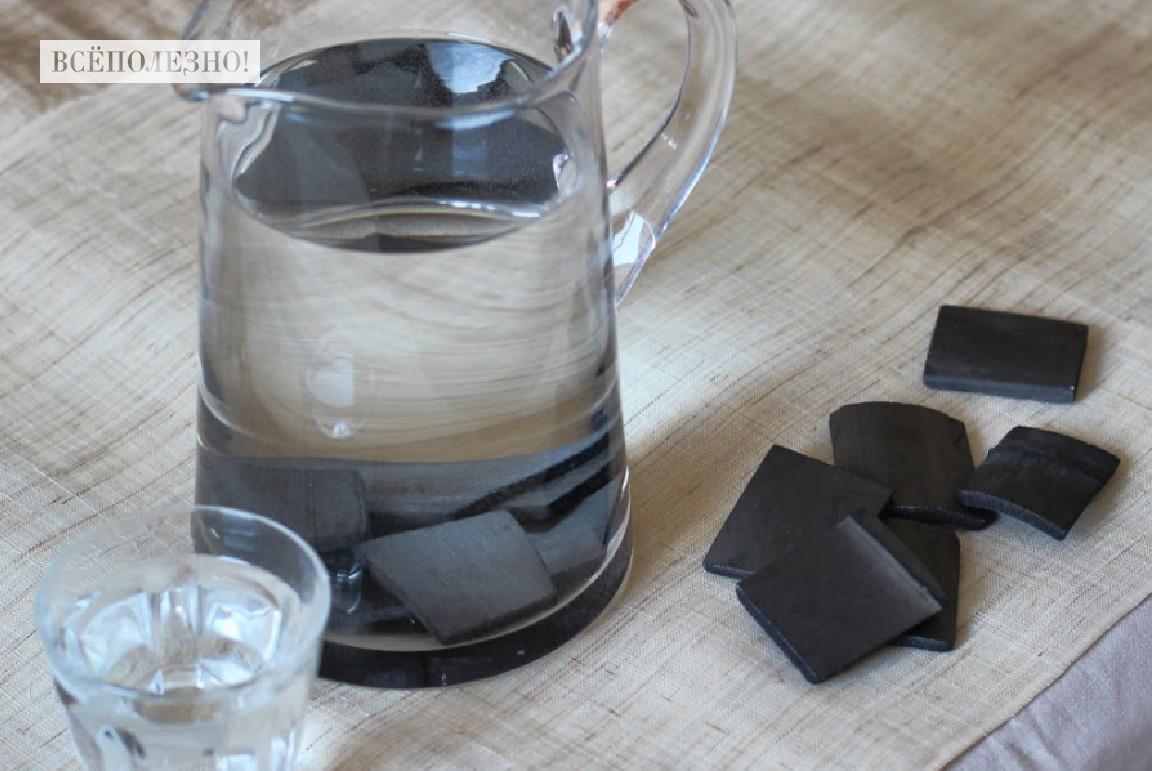 Особенности шунгитовой воды