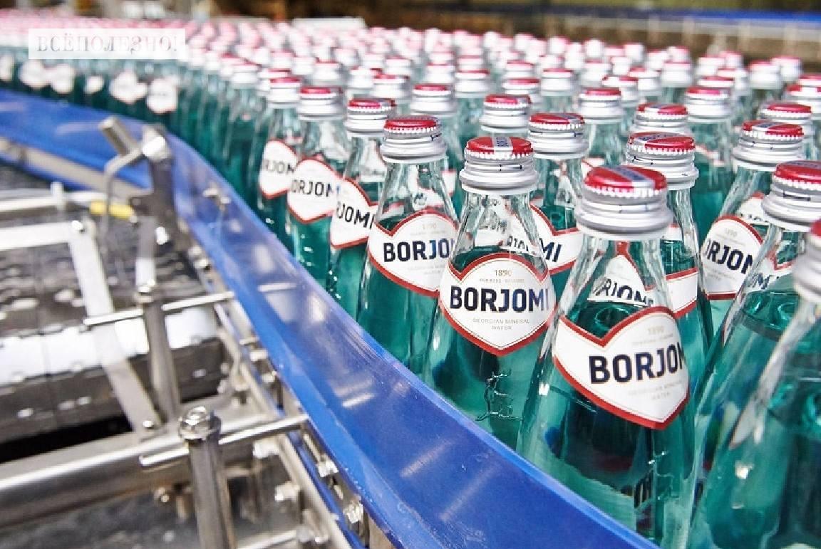 Чем полезна минеральная вода «Боржоми»