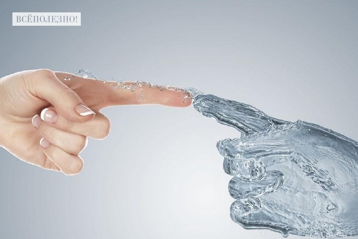 Чем полезна вода для человека