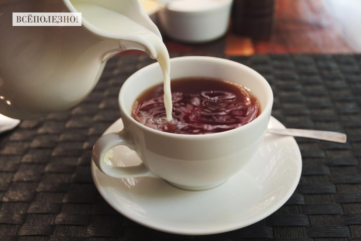 В чем польза чая с молоком и как его правильно употреблять