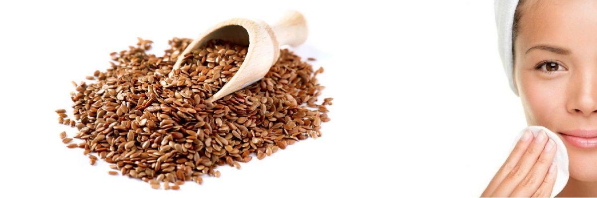 Семена льна для кожи лица: рецепты масок и отзывы о применении в домашних условиях